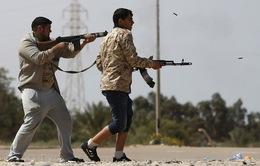 Libya: Đụng độ giữa IS và lực lượng thân Chính phủ