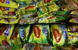 Hãng Nestle tại Ấn Độ tiêu hủy 27.000 tấn mỳ Maggi