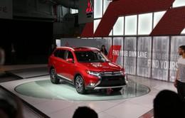 """Mitsubishi Outlander 2016 cùng """"ngôn ngữ"""" thiết kế mới"""