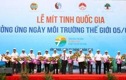 Mít tinh Quốc gia hưởng ứng Ngày Môi trường thế giới 2015