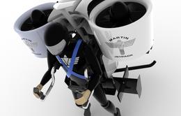 """Martin Jetpack - Máy """"phản lực"""" có thể bay cao 1.500m"""