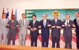 Thành tựu sau 20 năm Việt Nam gia nhập ASEAN