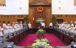Thủ tướng gặp gỡ cán bộ Công an chi viện chiến trường miền Nam