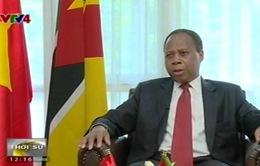 Việt Nam - Mozambique phát triển nổi bật về hợp tác kinh tế