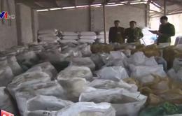 Hà Nội bắt hơn 100 tấn mỡ bẩn