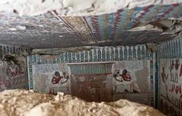 Ai Cập phát hiện khu mộ cổ có niên đại cách đây 2.000 năm