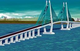 Xây cầu Đại Ngãi nối liền Trà Vinh - Sóc Trăng