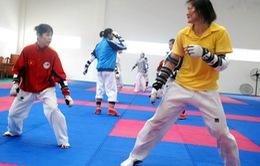 SEA Games 28:ĐT Taekwondo nữ sang Hàn Quốc tập huấn