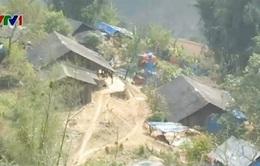 Bắc Kạn: Khó di dời người dân trong khu vực khai thác vàng