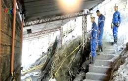 Colombia: Tràn nước, ít nhất 15 công nhân mắc kẹt trong mỏ vàng