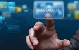 Thí điểm hoàn thuế online trong tháng 9