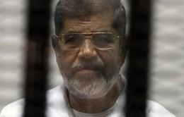 Dư luận trái chiều về án tử hình với cựu Tổng thống Ai Cập Morsi
