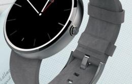 Moto 360 – thiết bị Android Wear bán chạy nhất