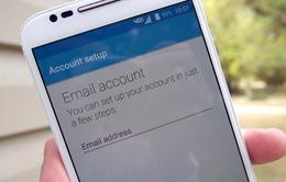 Motorola phát hành Moto Email trên Google Play Store