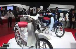 Nhiều mẫu xe ý tưởng độc đáo trình làng ở Tokyo Motor Show 2015