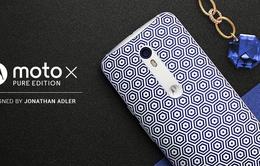 Đặt mua trước Motorola Moto X Pure phiên bản đặc biệt với giá 10 triệu đồng