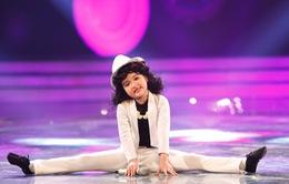 Vietnam's Got Talent: Con gái Trang Nhung khoe vũ đạo đáng yêu
