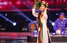 """Vietnam's Got Talent: """"Nổi gai ốc"""" với màn hóa Xúy Vân của cậu bé Nguyễn Đức Vĩnh"""