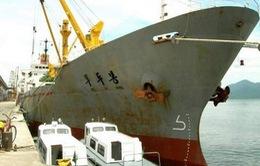 Mexico tạm giữ tàu của Triều Tiên