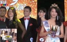 Người Việt đầu tiên đoạt giải Á hậu 2 Hoa hậu người Điếc thế giới
