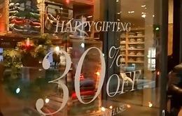 Người Mỹ tưng bừng mua sắm trong ngày Black Friday