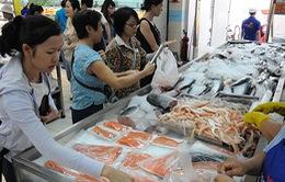 Thị trường hải sản dịp lễ: Sức mua tăng mạnh