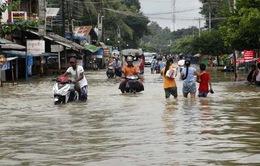 Ấn Độ: Mưa lớn gây ngập lụt, 100 người thiệt mạng
