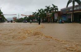 Mưa lũ tại Quảng Ninh: Phòng chống nguy cơ vỡ đập nước bãi thải than