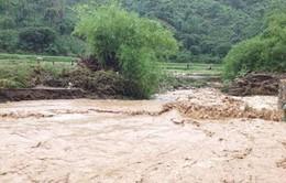 Nguy cơ xảy ra lũ quét, sạt lở đất ở miền núi phía Bắc
