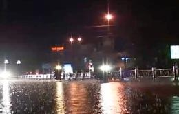 Ninh Thuận: Mưa lớn giải nhiệt sau đợt nắng hạn kéo dài