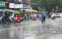 Nhiều tỉnh thành miền Bắc có mưa dông