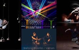 """Liên hoan """"Múa đương đại - Sự gặp gỡ Á - Âu"""" 2015 đến với khán giả Thủ đô"""