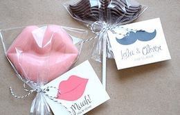Những món quà cưới dành tặng khách