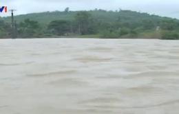 Thanh Hóa: Nhiều khu vực bị cô lập do mưa lớn