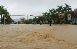 """""""Địa hình là một trong những nguyên nhân gây ra trận mưa lớn ở Quảng Ninh"""""""