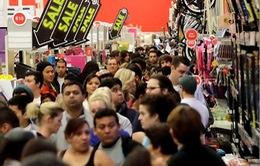 Người dùng Mỹ mua sắm sớm trong dịp lễ Tạ ơn