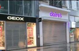 Hoạt động kinh doanh ở Bỉ bị đình trệ sau cảnh báo an ninh