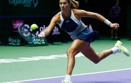 WTA Finals 2015: Muguruza, Kerber ra quân thắng lợi