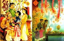 Chúc Tết - Nét đẹp phong tục ngày Tết cổ truyền