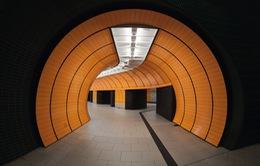 Mê mẩn với 5 ga tàu điện ngầm ấn tượng nhất thế giới