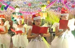 Ấm áp không khí đêm Giáng sinh tại thủ đô Hà Nội