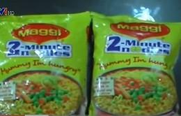 FSA: Mỳ Maggi của Nestle Ấn Độ là an toàn