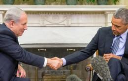 Tổng thống Mỹ và Thủ tướng Israel hội đàm