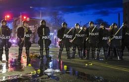 Mỹ:Baltimore yêu cầu điều traSở cảnh sát thành phố