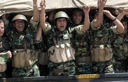 Mỹ cử 400 binh sĩ đào tạo lực lượng đối lập ôn hòa ở Syria