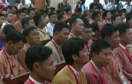 Đảng Dân chủ NLD Myanmar siết chặt kỷ luật