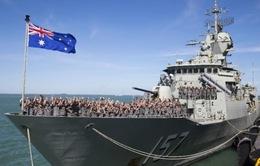 Mỹ và Australia tập trận chung