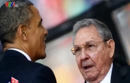 Mỹ hối thúc Cuba nối lại quan hệ ngoại giao