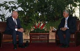 Phó Chủ tịch Cuba tiếp đoàn Thượng nghị sỹ Mỹ