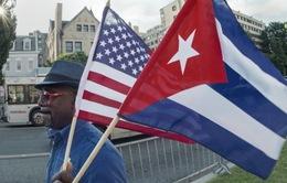 Mỹ tiếp tục nới lỏng lệnh cấm vận thương mại, du lịch với Cuba